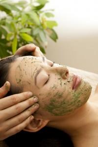 Traitement de la peau au cannabis bio