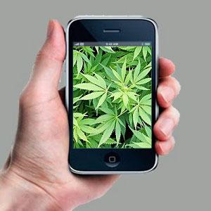 Mon téléphone consomme du cannabis!!