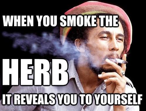 "Bob Marley va donner son nom à une marque de cannabis, ""Marley Natural"". - (Photo AFP)"